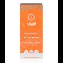 Khadi hajfesték por - középszőke (100 g)