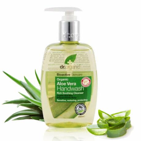 Dr. Organic Bio Aloe Vera folyékony szappan