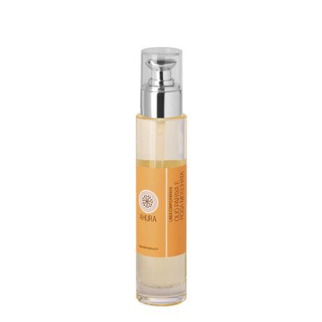 AHURA Papaja-Rózsa Arc- és testápoló olaj (100 ml)
