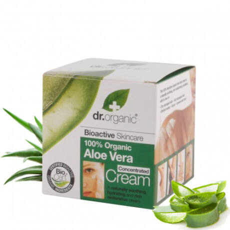 Dr. Organic Bio Aloe Vera krémkoncentrátum
