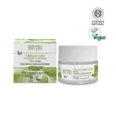 Anthyllis NATÚR Anti-age nappali arckrém (50 ml)