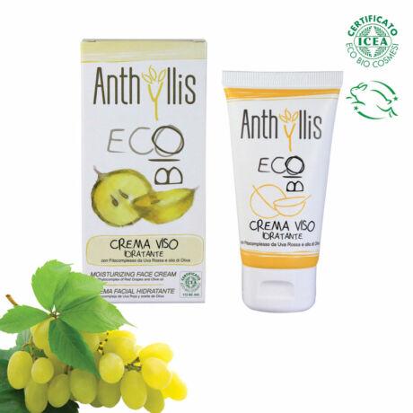 Anthyllis hidratáló arckrém
