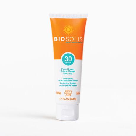 Biosolis Fényvédő arckrém SPF30