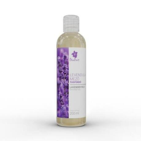 Blueberry Levendulamező tusfürdő  (200 ml)