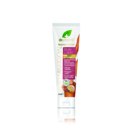 Dr. Organic Moroccan Glow Színmegörző testápoló (150 ml)