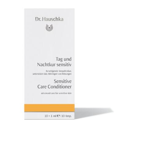 Dr. Hauschka Ampullakúra - Érzékeny bőrre (10 amp.)