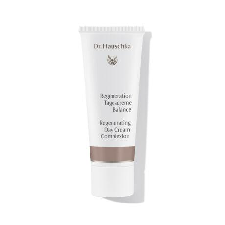 Dr. Hauschka Regeneráló színezett nappali arcápoló krém  (40 ml)