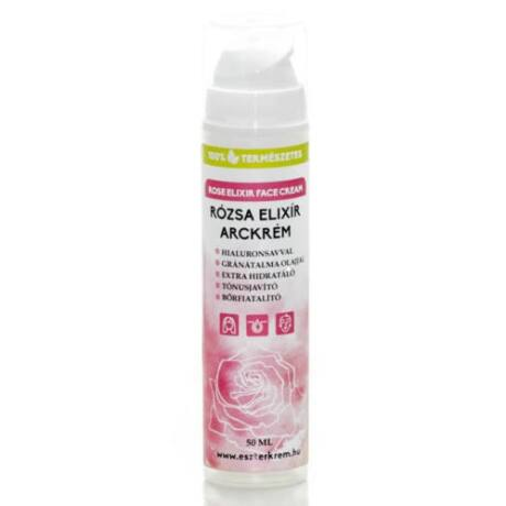 Eszterkrém Rózsa elixír arckrém ÚJ (50 ml)
