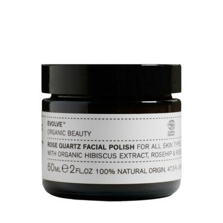 Evolve Beauty Rózsakvarc arcradír (60 ml)