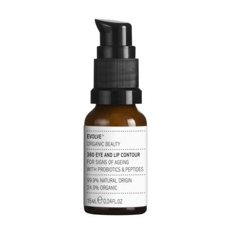 Evolve Beauty 360 Szem- és ajakkontúr krém érett bőrre (15 ml)