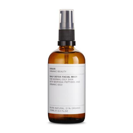 Evolve Beauty Daily Detox Méregtelenítő lemosó kombinált bőrre (100 ml)
