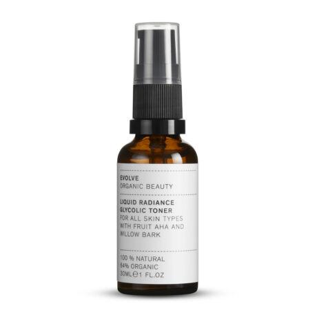 Evolve Beauty Liquid Radiance AHA/BHA hámlasztó tonik (30 ml)