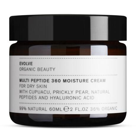 Evolve Beauty Multipeptide 360 Bőröregedésgátló krém (60 ml)