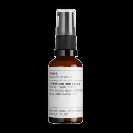 Evolve Beauty Superfood 360 Bőröregedésgátló szérum (30 ml)