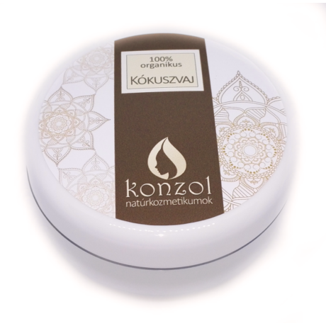 Konzol Kókuszvaj, organikus (30 ml)