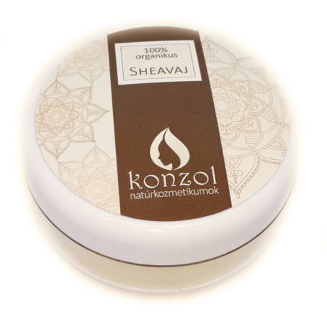 Konzol Sheavaj, organikus (30 ml)