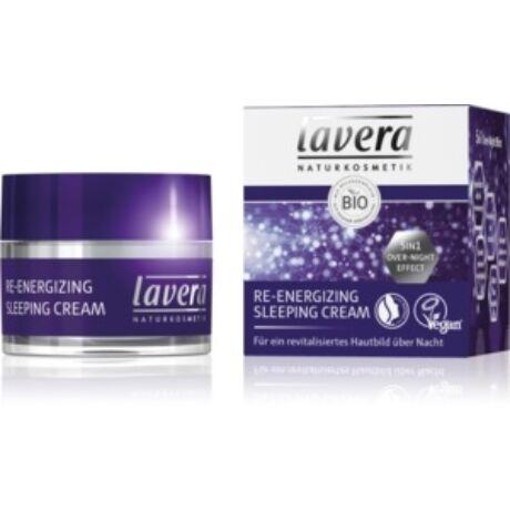 Lavera Szépítő alváskrém 5in1 (50 ml)