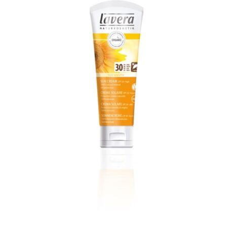 lavera SUN Napkrém SPF30 (75 ml)