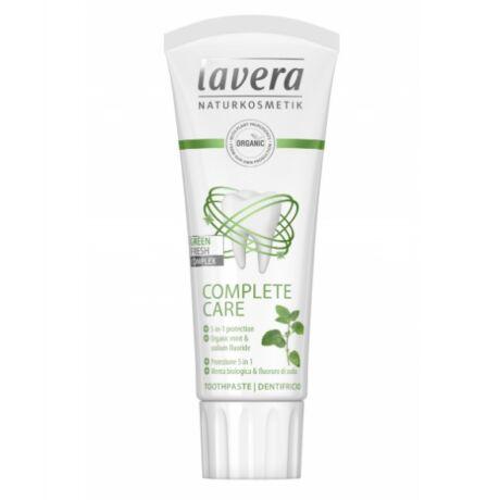 Lavera BASIS Sensitive fogkrém mentolos (75 ml)