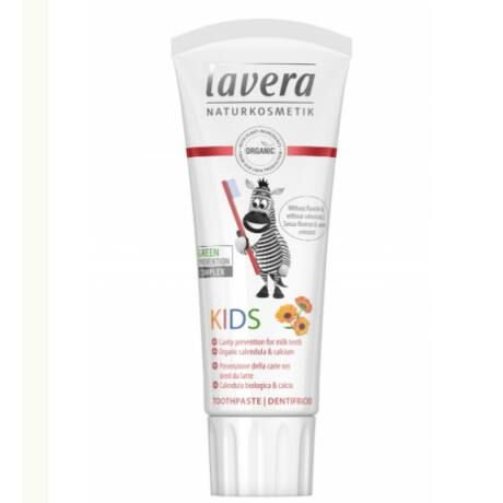 lavera Basis Fogkrém Echinacea-kalcium  (75 ml)