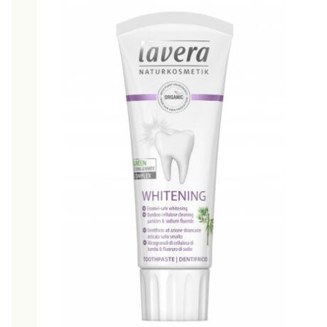 lavera Basis Fogkrém Whitening (75 ml)