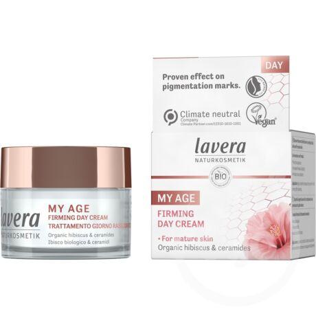 lavera MY AGE Feszesítő nappali arckrém (50 ml)