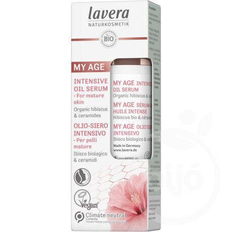 lavera MY AGE Intenzív olajszérum (30 ml)