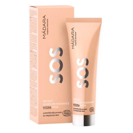 Mádara SOS Hydra regeneráló maszk 60 ml
