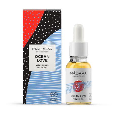 Mádara Ocean Love 2020 Vitamin olaj (15 ml)