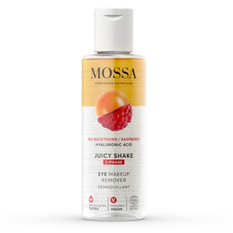 Mossa Juicy Shake Kétfázisú szemfesték lemosó és sminkeltávolító (100 ml)