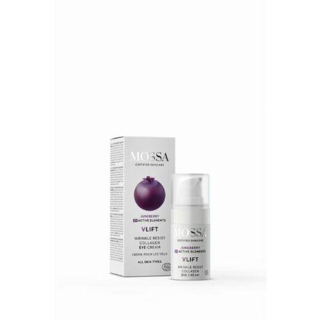 Mossa V-LIFT Ráncfeltöltő szemkörnyékápoló (15 ml)