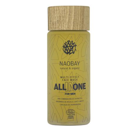 NAOBAY ALL-IN-ONE Férfi arclemosó (100 ml)