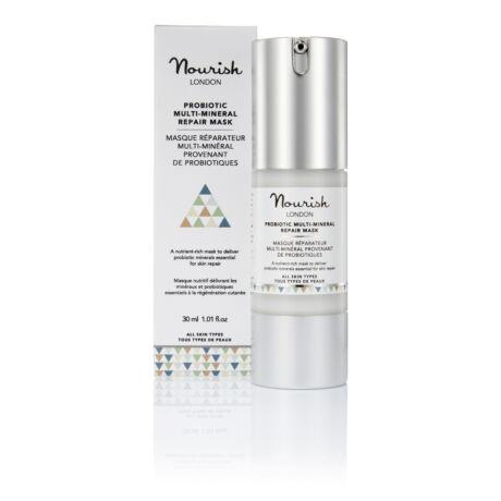 Nourish Probiotikus Multi-Mineral Regeneráló arcmaszk (30 ml)