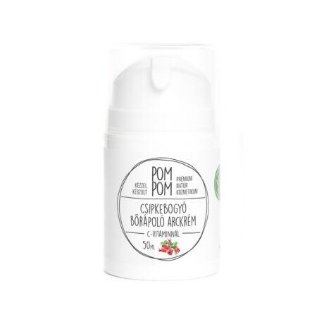 PomPom Csipkebogyó arckrém 18+ kombinált bőrre (50 ml)