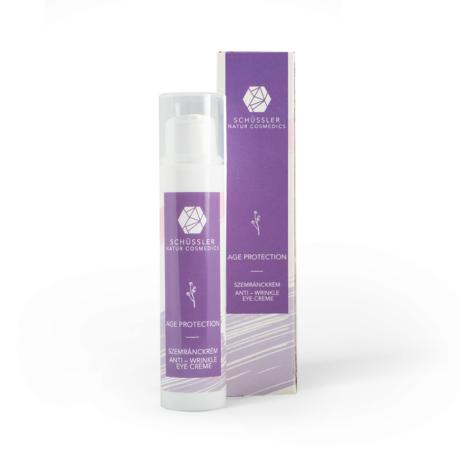 Schüssler Age Protection szemránckrém (15 ml)