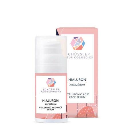 Schüssler Hyaluron arcszérum (30 ml)
