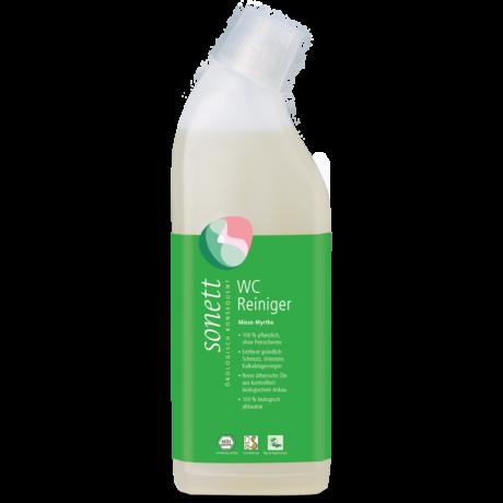 Sonett WC tisztító - menta és mirtusz (750 ml)