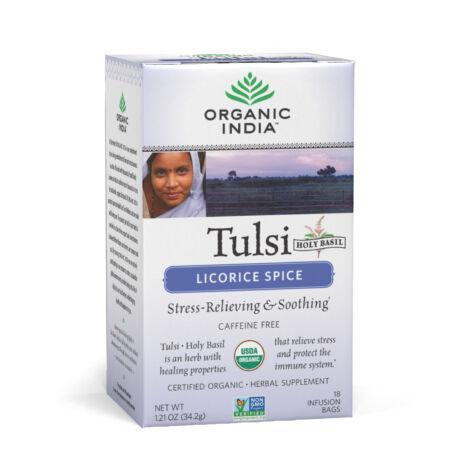 Tulsi filteres tea - Tulsi Licorice (18 db)