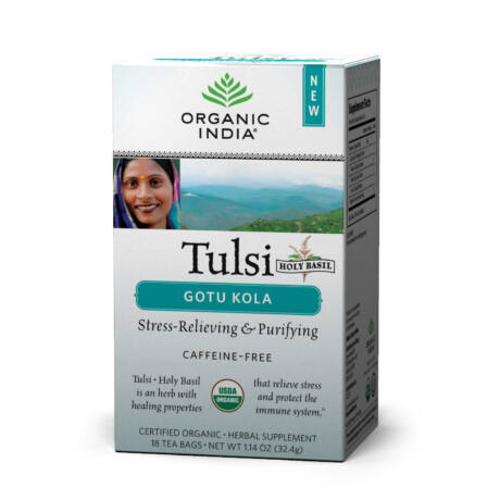 Tulsi filteres tea - Tulsi Gotu Kola (18 db)