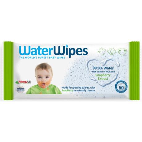 Waterwipes Soapberry (szappanbogyós) törlőkendő (60 db)