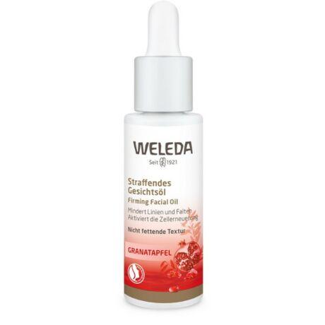 Weleda Gránátalmás regeneráló bőrfeszesítő arcápoló olaj (30 ml)