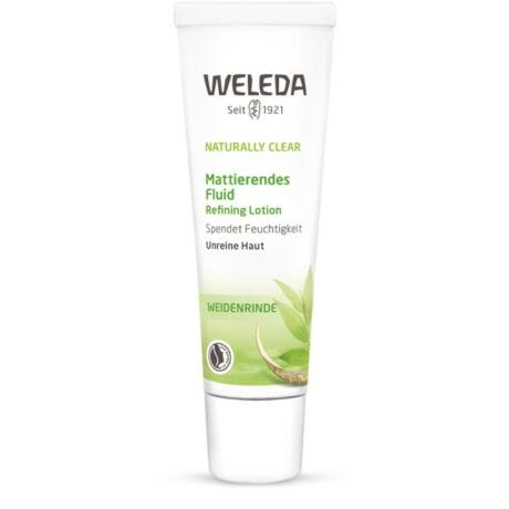 Weleda Naturally Clear mattító arckrém (30 ml)