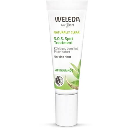 Weleda Naturally Clear S.O.S. pattanáskezelő krém (10 ml)