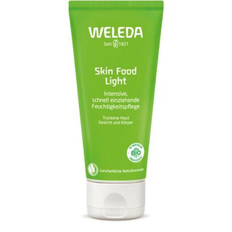 Weleda Skin Food Light intenzív hidratáló bőrápoló krém (75 ml)