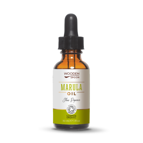 Wooden Spoon Bio Marula olaj (30 ml)