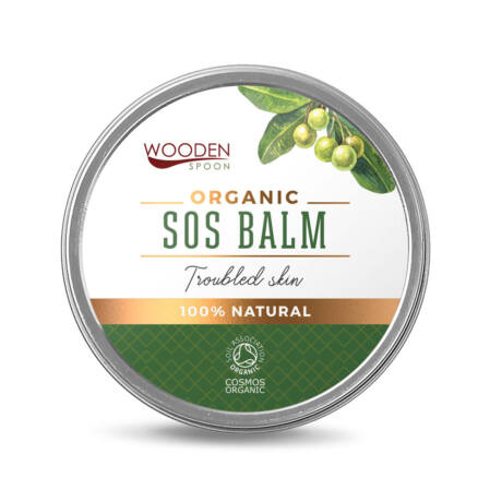 Wooden Spoon Bio SOS balzsam (60 ml)