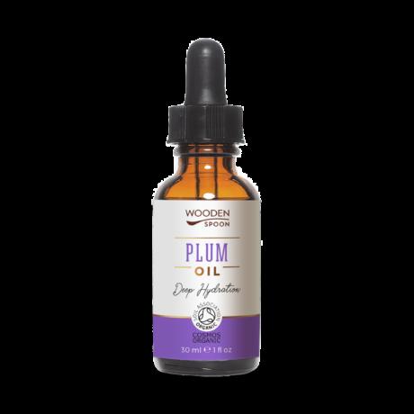 Wooden Spoon Bio Szilvamag-olaj (30 ml)