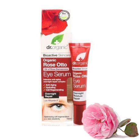 Dr. Organic Bio damaszkuszi rózsa szemkörnyékápoló