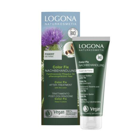 Logona Color fix színrögzítő utókezelés (100 ml)