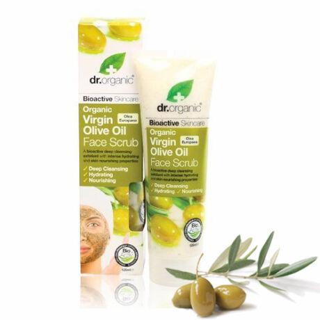 Dr. Organic Bio olíva arcradír